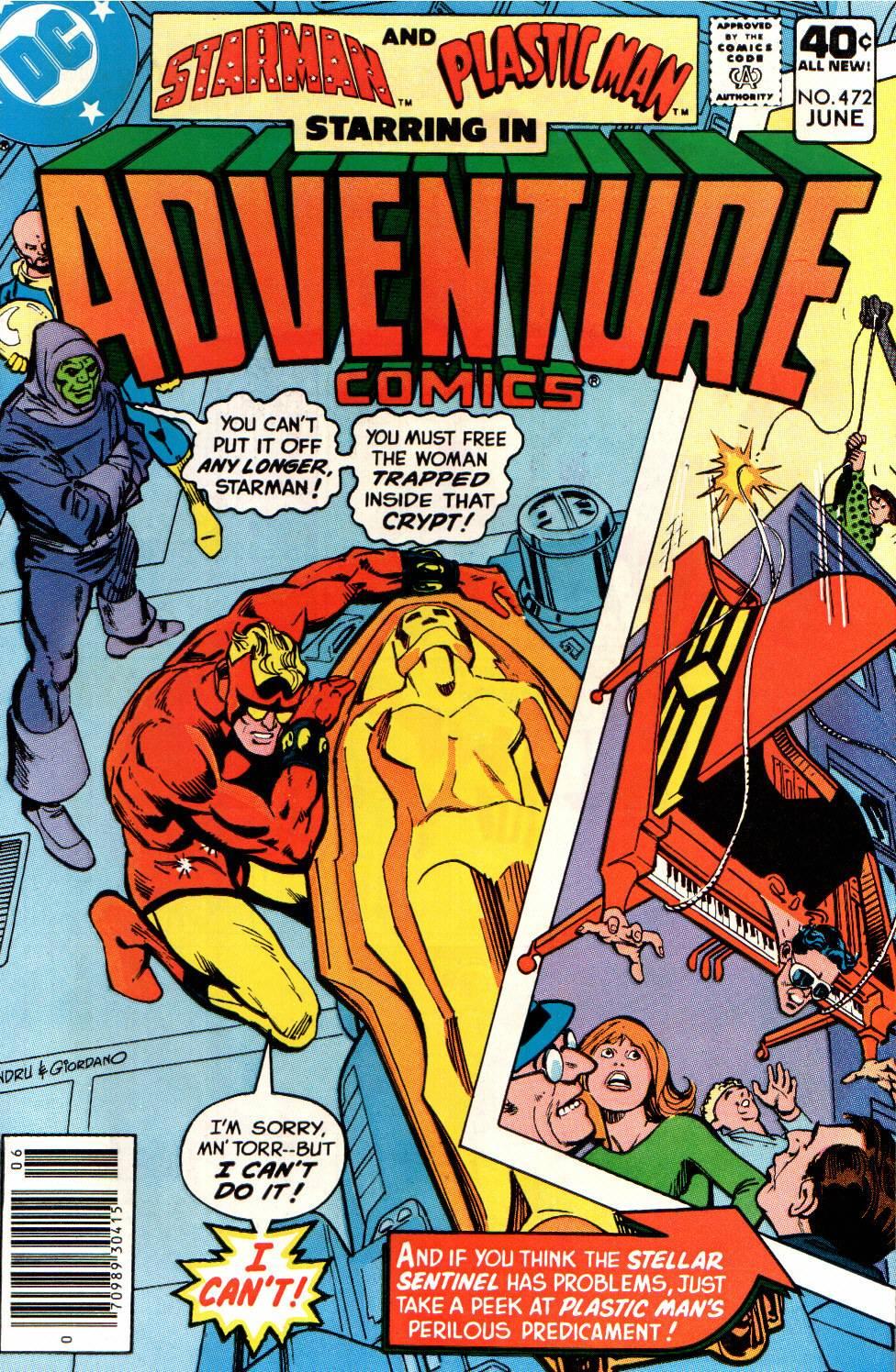 Read online Adventure Comics (1938) comic -  Issue #472 - 1