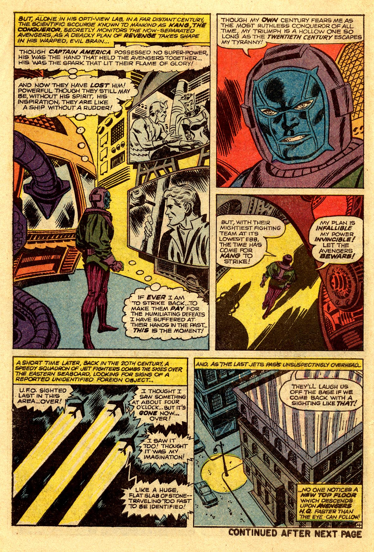 The Avengers (1963) 23 Page 5