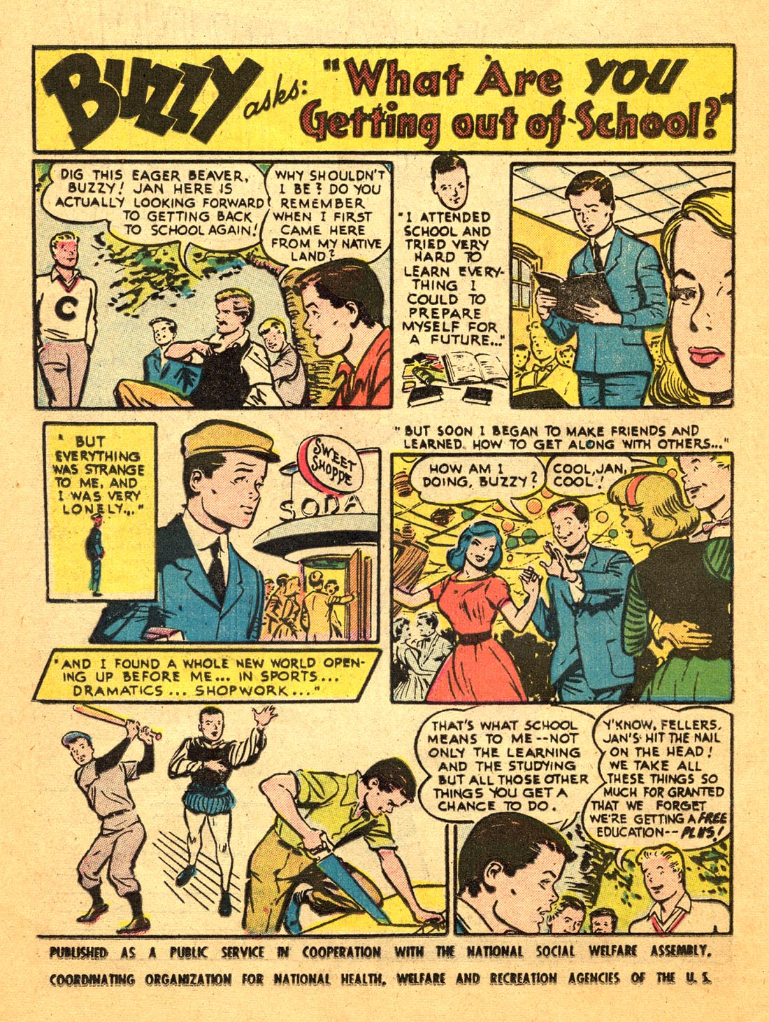 Read online Adventure Comics (1938) comic -  Issue #217 - 16