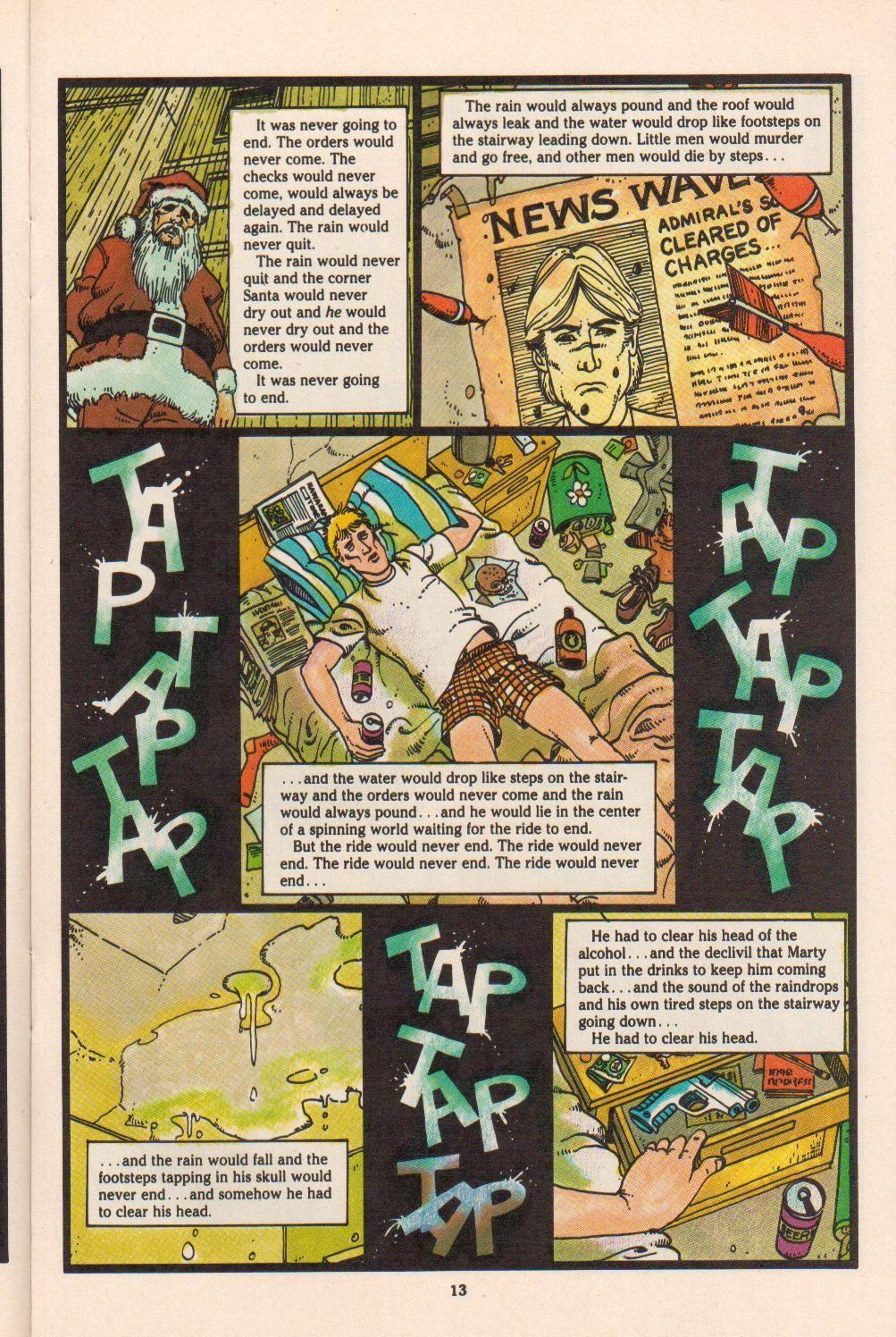 Read online Dalgoda comic -  Issue #4 - 15