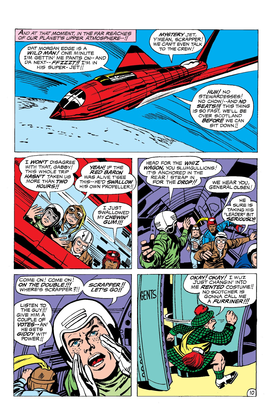 Read online Superman's Pal, Jimmy Olsen by Jack Kirby comic -  Issue # TPB (Part 3) - 49