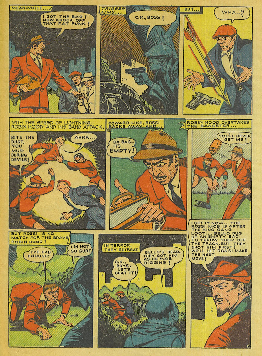 Green Hornet Comics issue 10 - Page 26