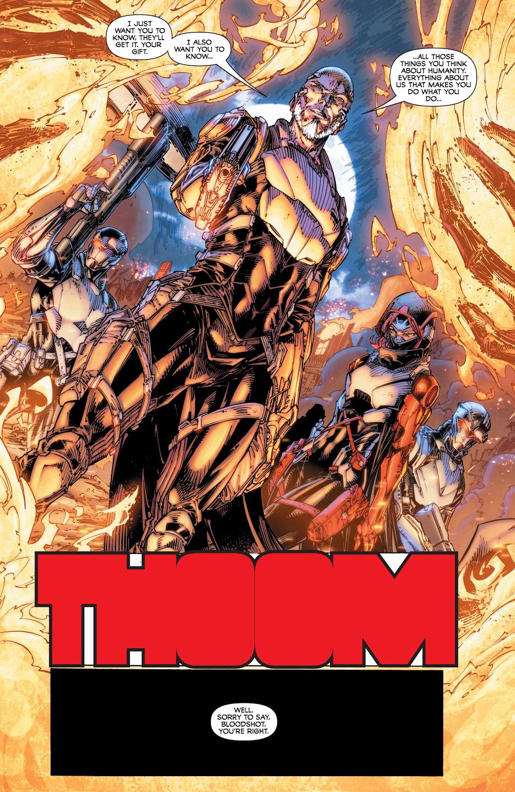 Read online Bloodshot (2019) comic -  Issue #1 - 18