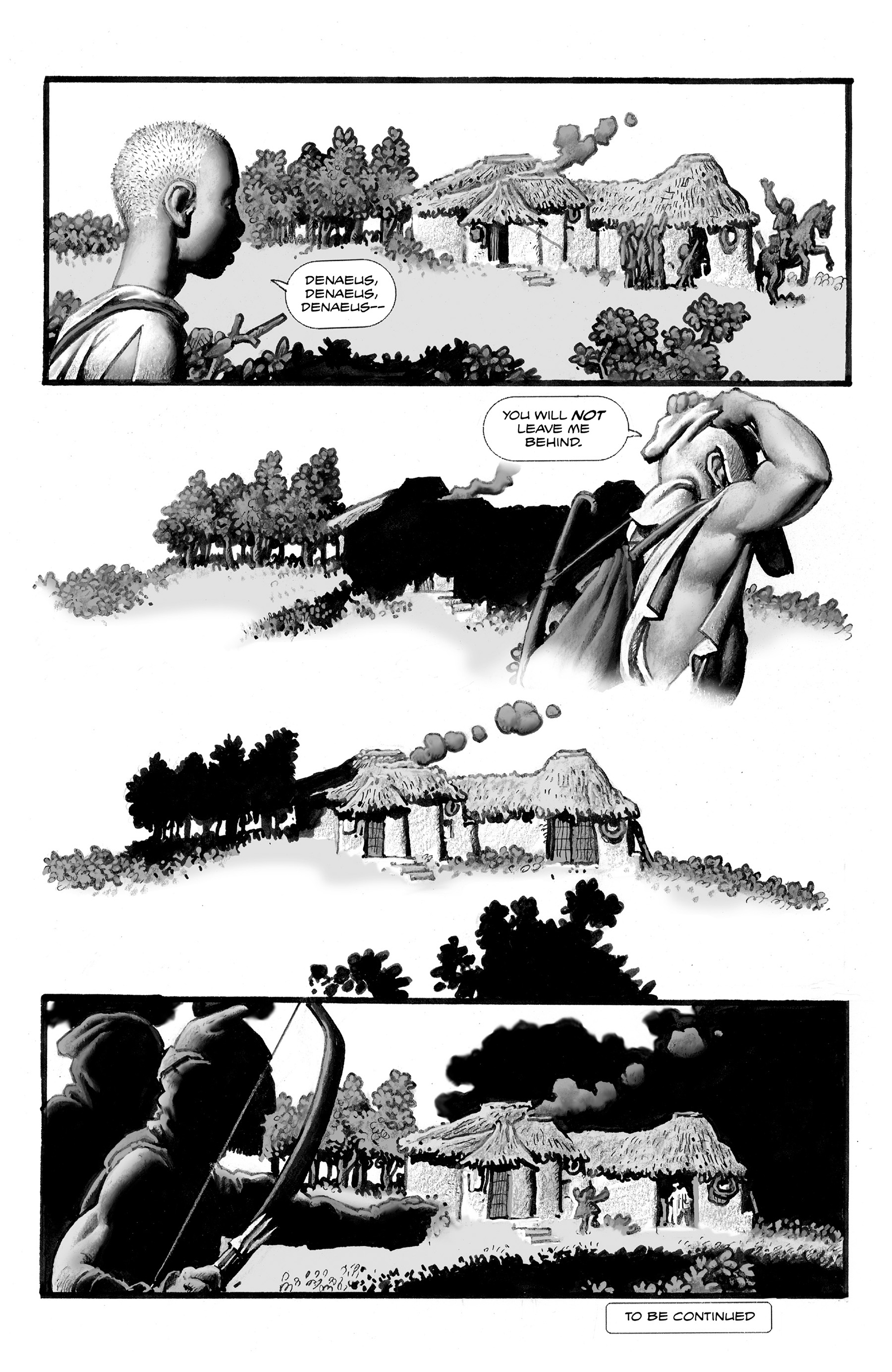 Read online Shadows on the Grave comic -  Issue #2 - 34