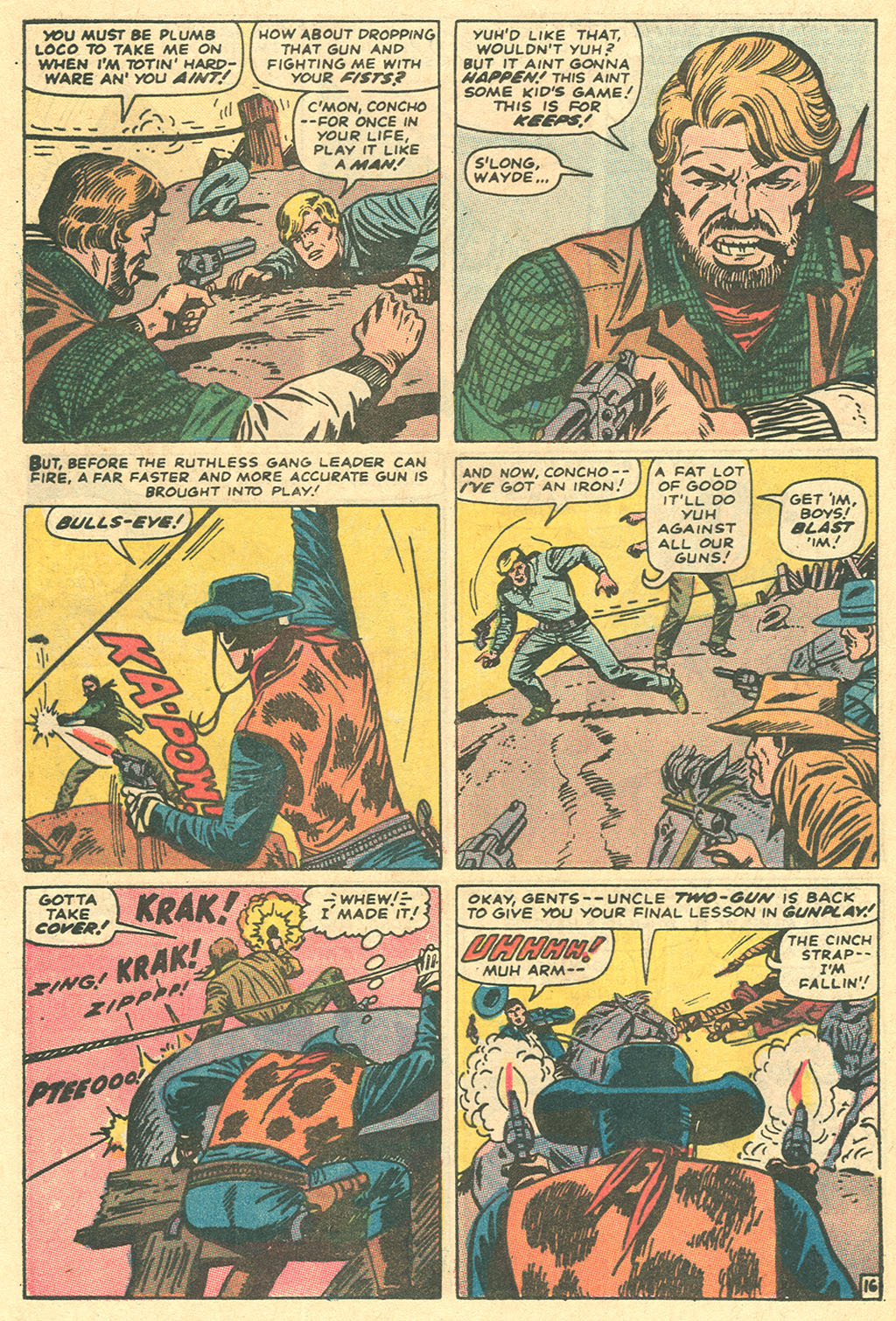 Read online Two-Gun Kid comic -  Issue #96 - 24