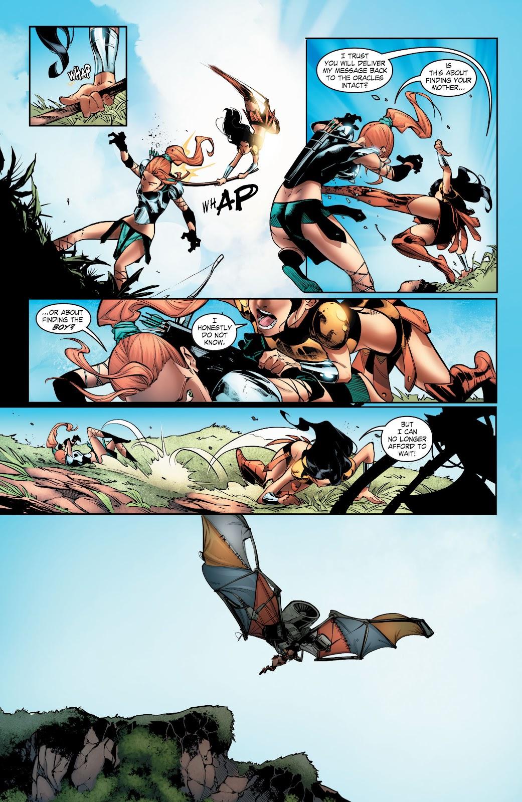 Read online Smallville Season 11 [II] comic -  Issue # TPB 5 - 44