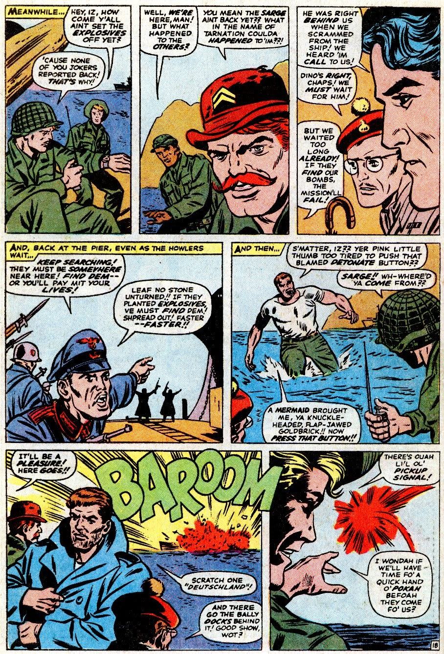 Sgt. Fury issue _Special_6 - Page 32