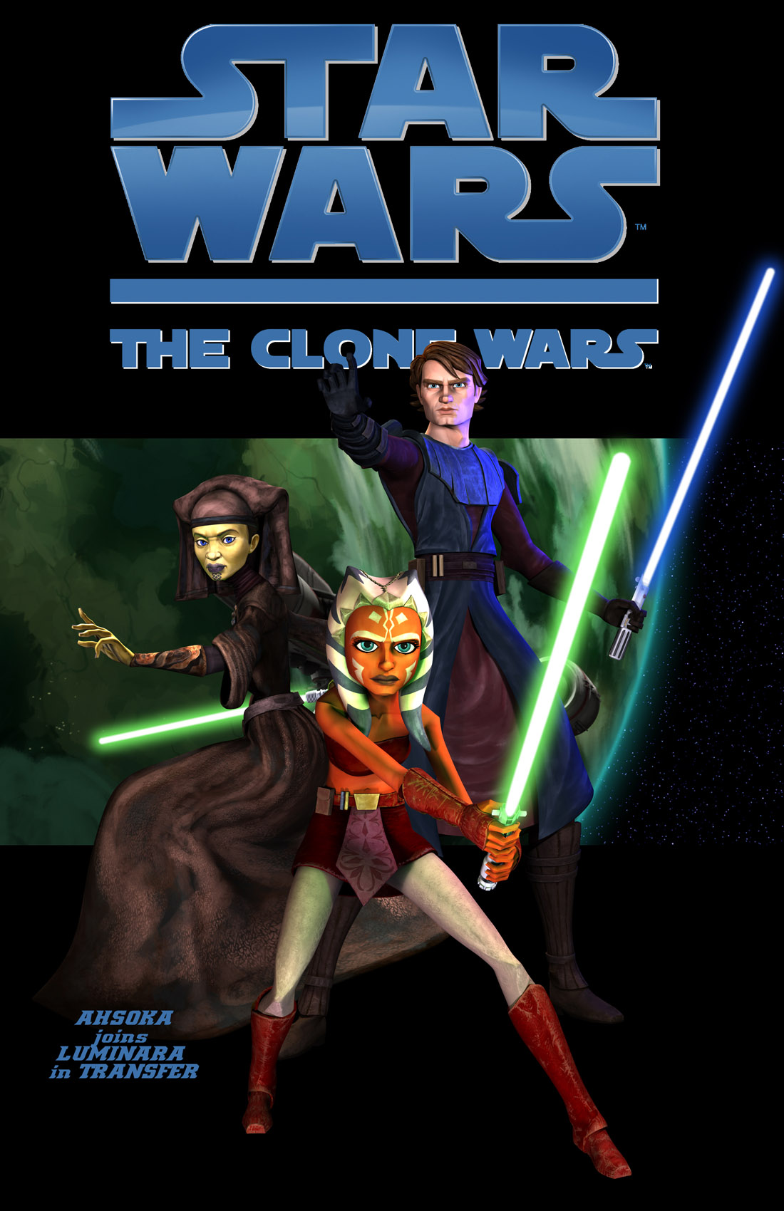 Read online Star Wars: Tales From The Clone Wars comic -  Issue # TPB - 60