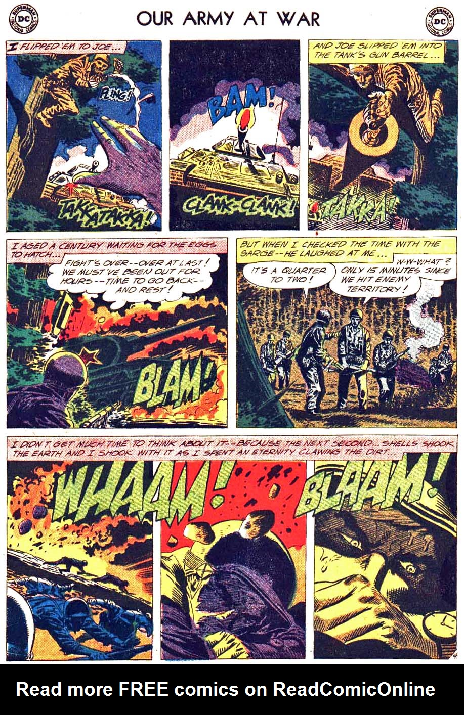 Our Army at War (1952) issue 98 - Page 15