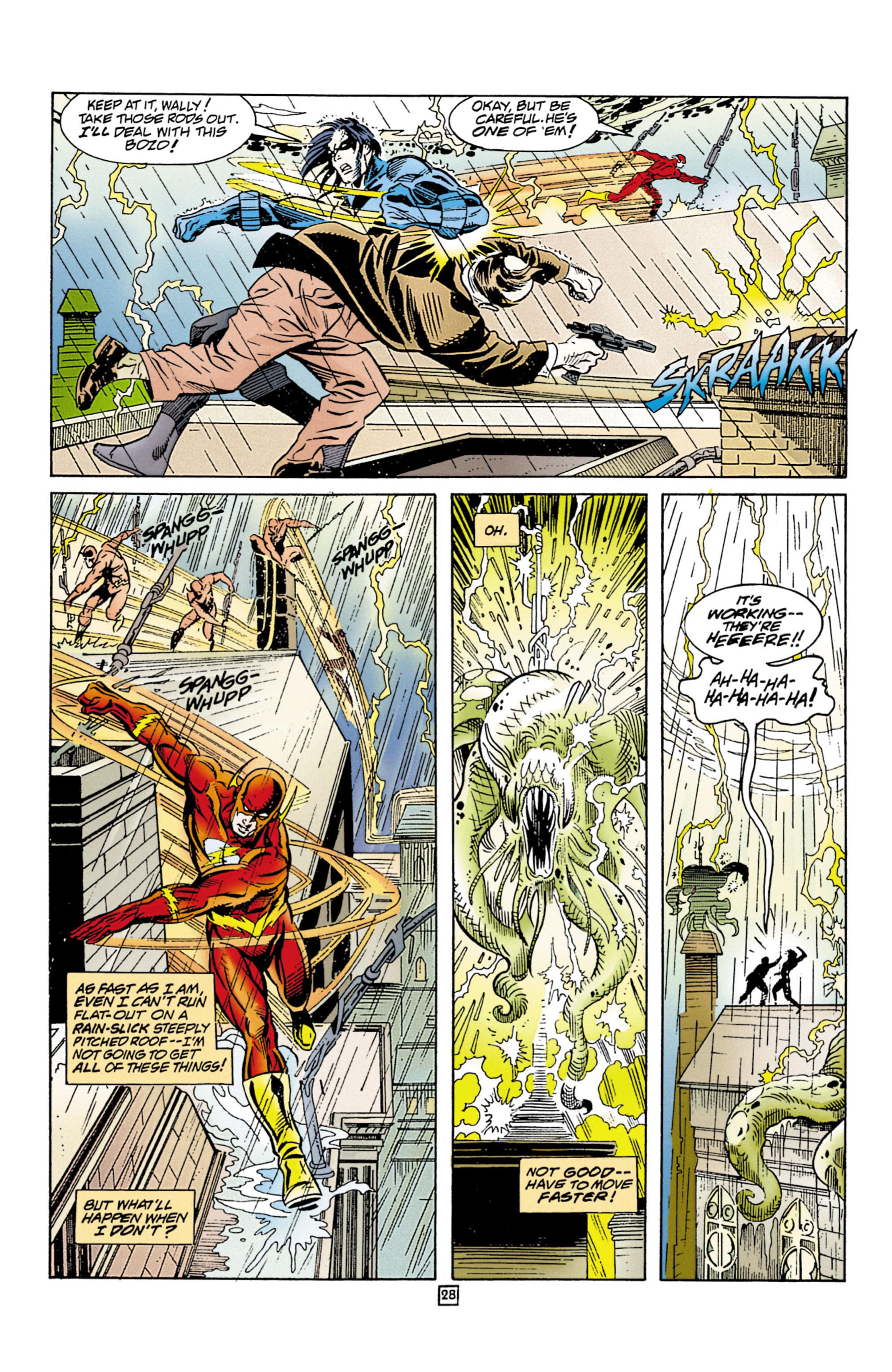 Read online Flash Plus comic -  Issue # Full - 29