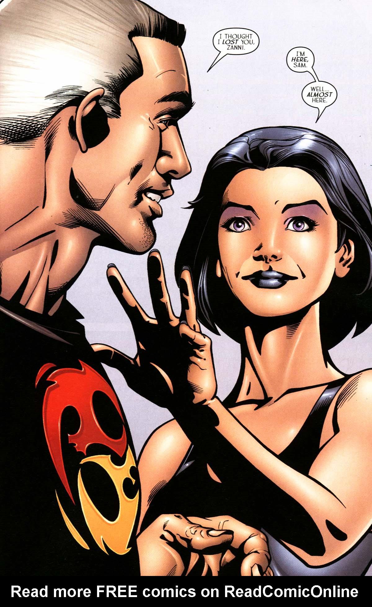 Read online Sigil (2000) comic -  Issue #24 - 3