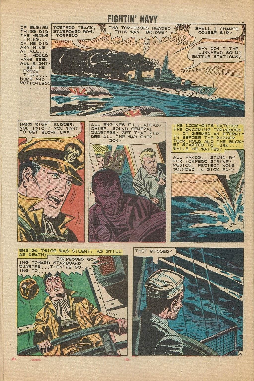 Read online Fightin' Navy comic -  Issue #91 - 18