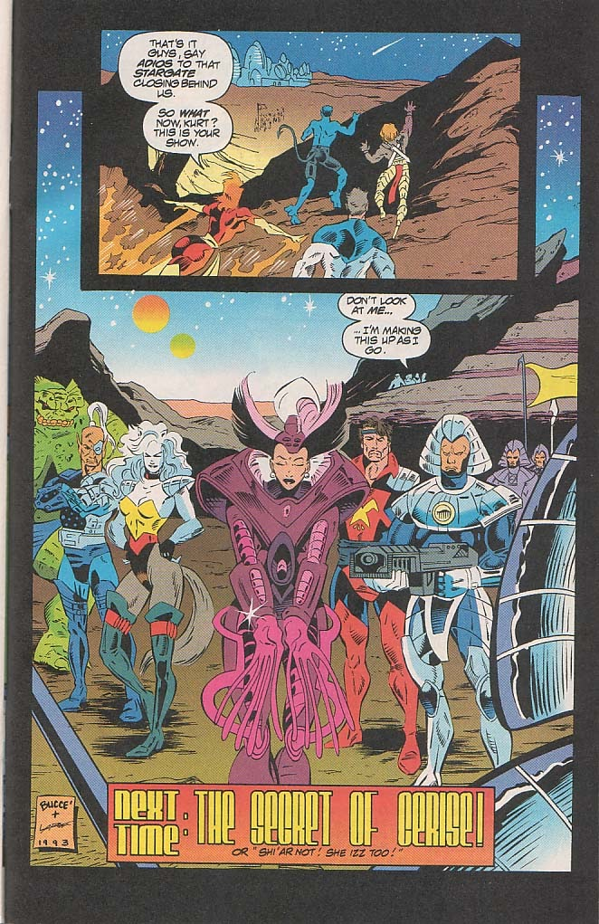 Excalibur (1988) issue 68 - Page 25