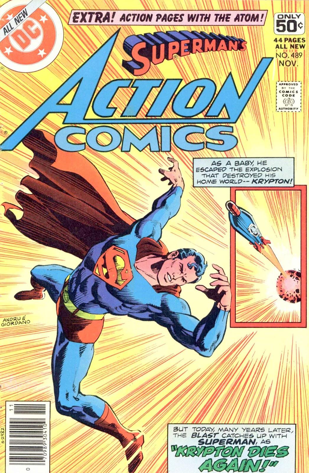 Action Comics (1938) 489 Page 1