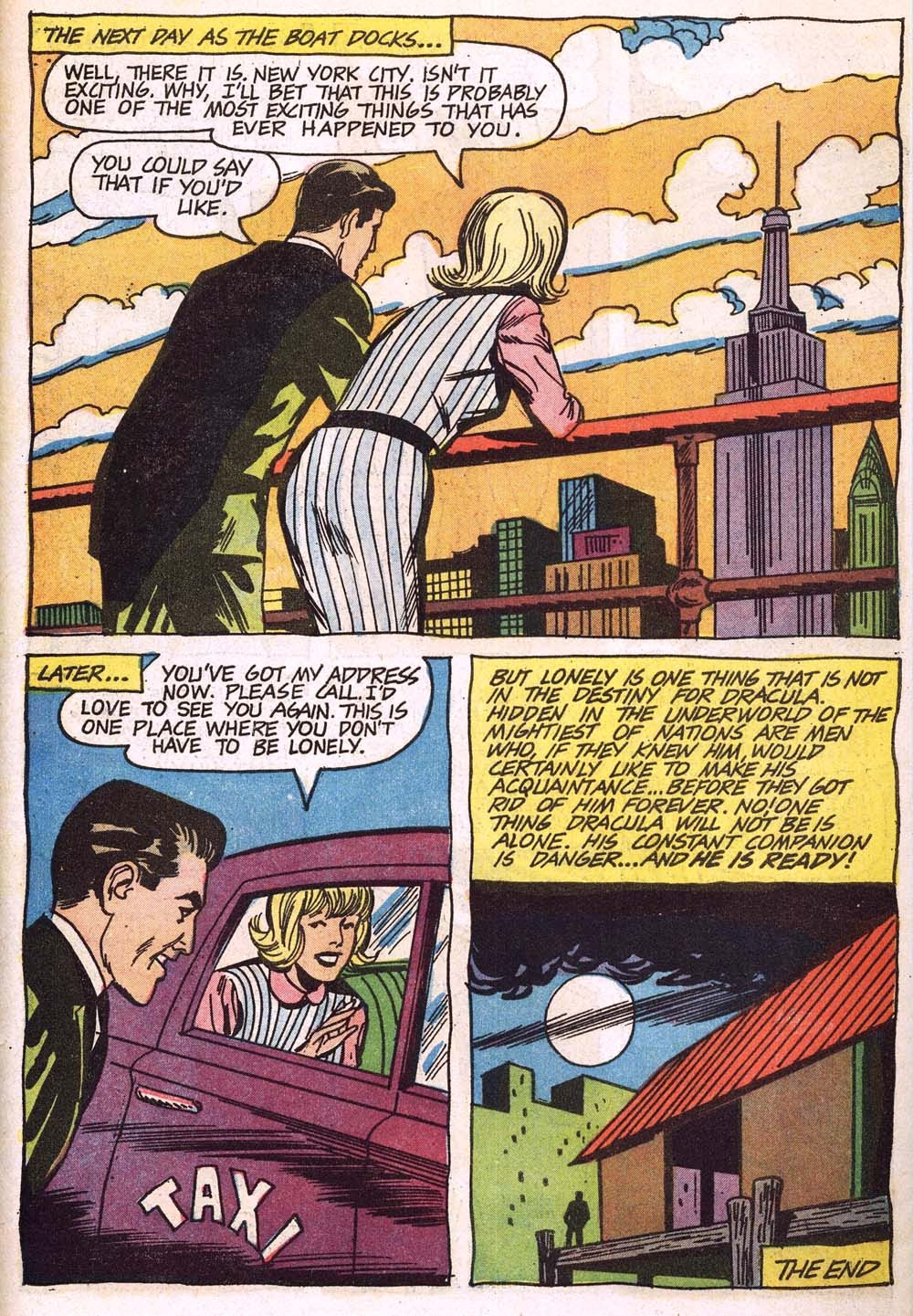 Dracula (1962) issue 3 - Page 34