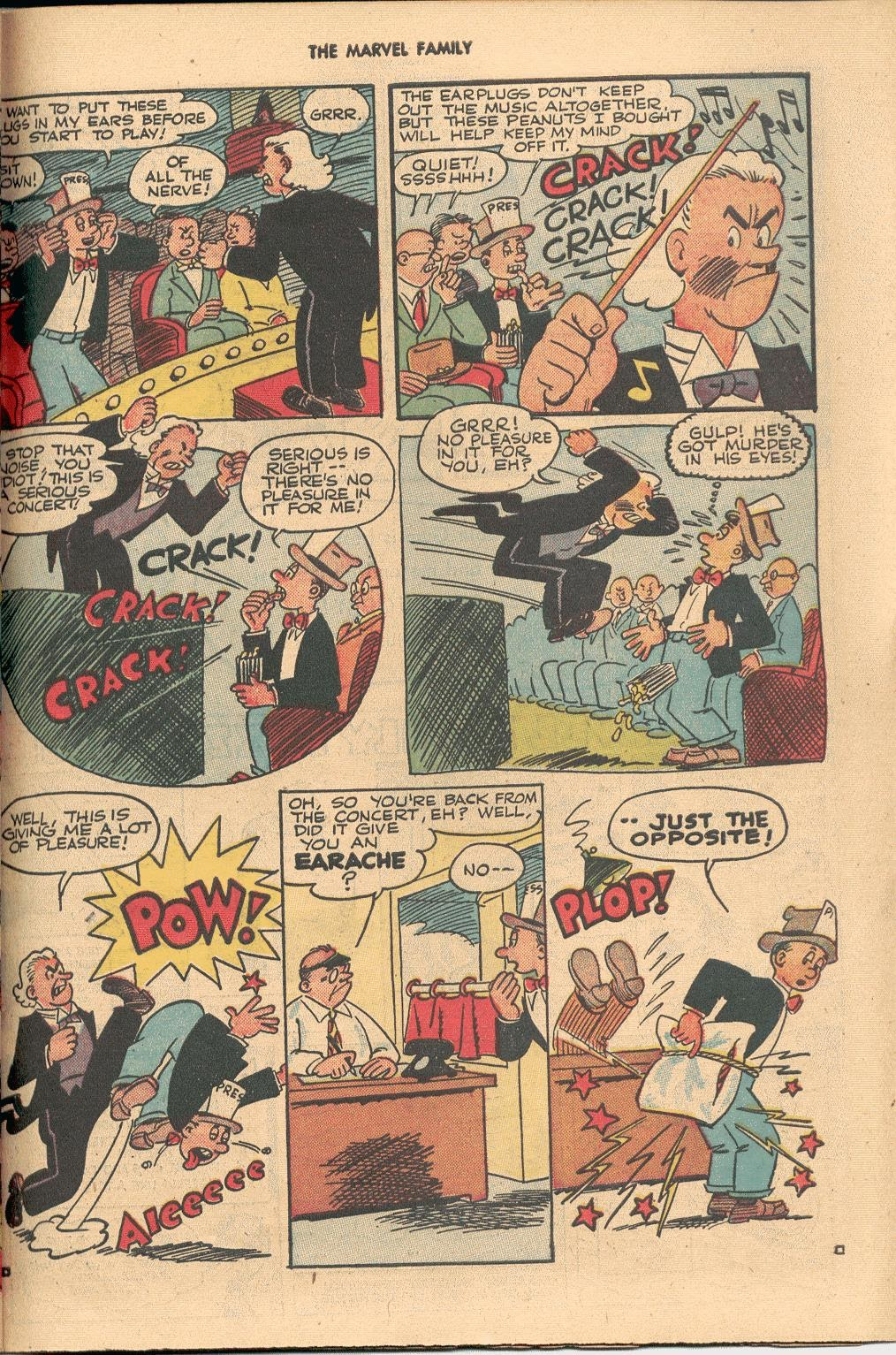 The Marvel Family issue 38 - Page 39
