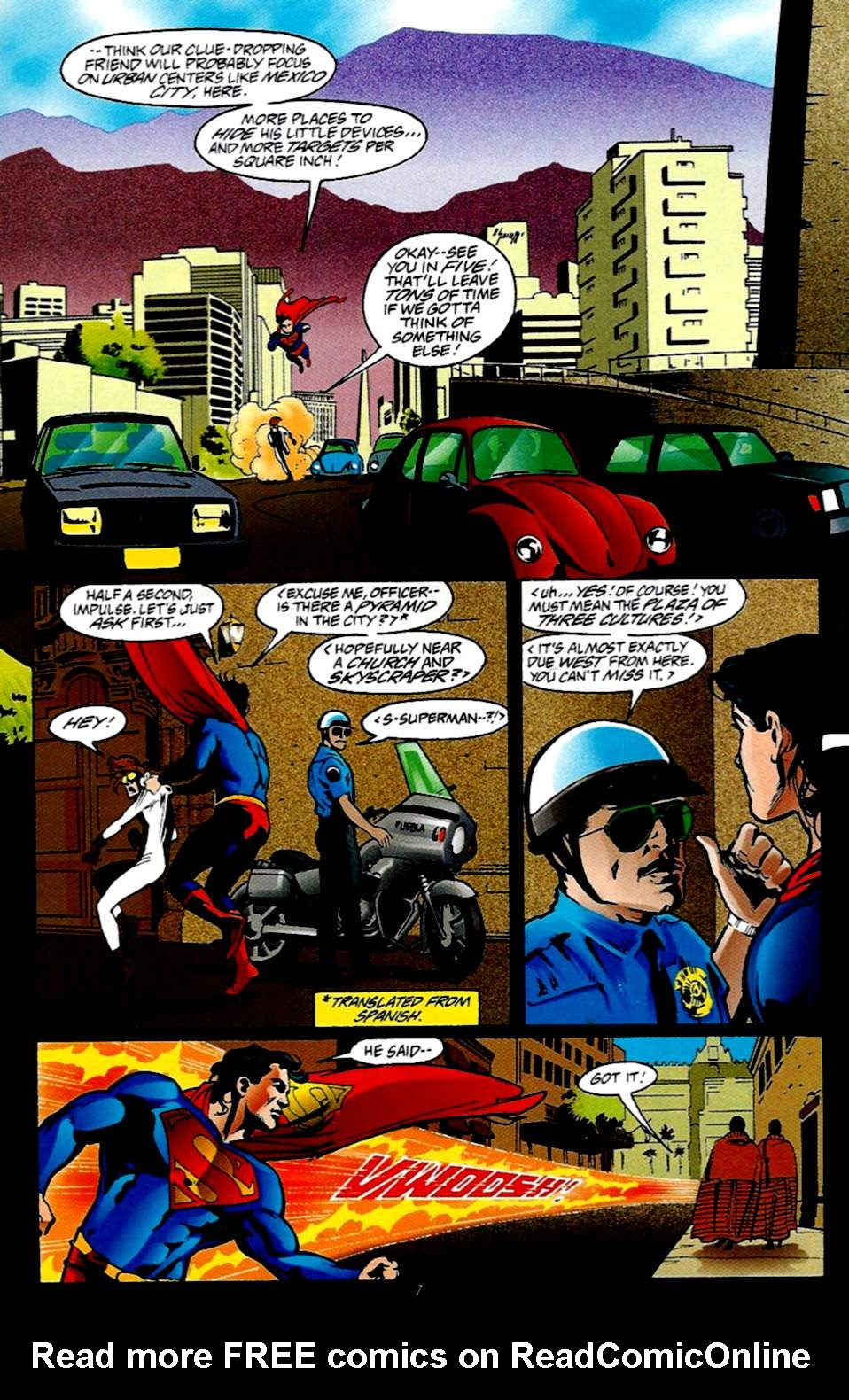 Read online Adventures of Superman (1987) comic -  Issue #533 - 8