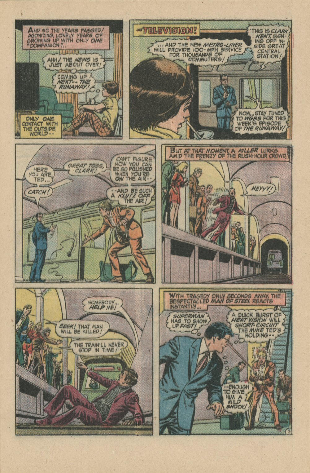 Read online Action Comics (1938) comic -  Issue #422 - 5