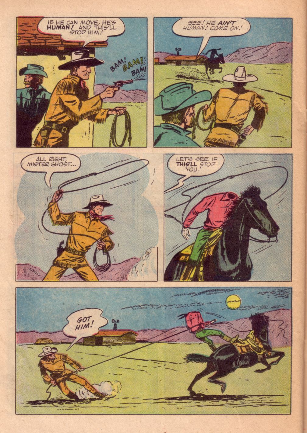Four Color Comics issue 460 - Page 22