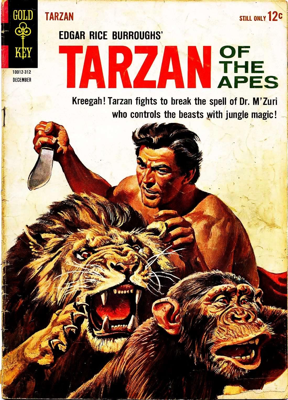 Tarzan (1962) issue 139 - Page 1