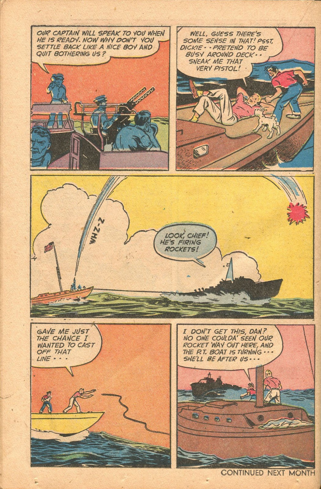 Read online Famous Funnies comic -  Issue #165 - 34