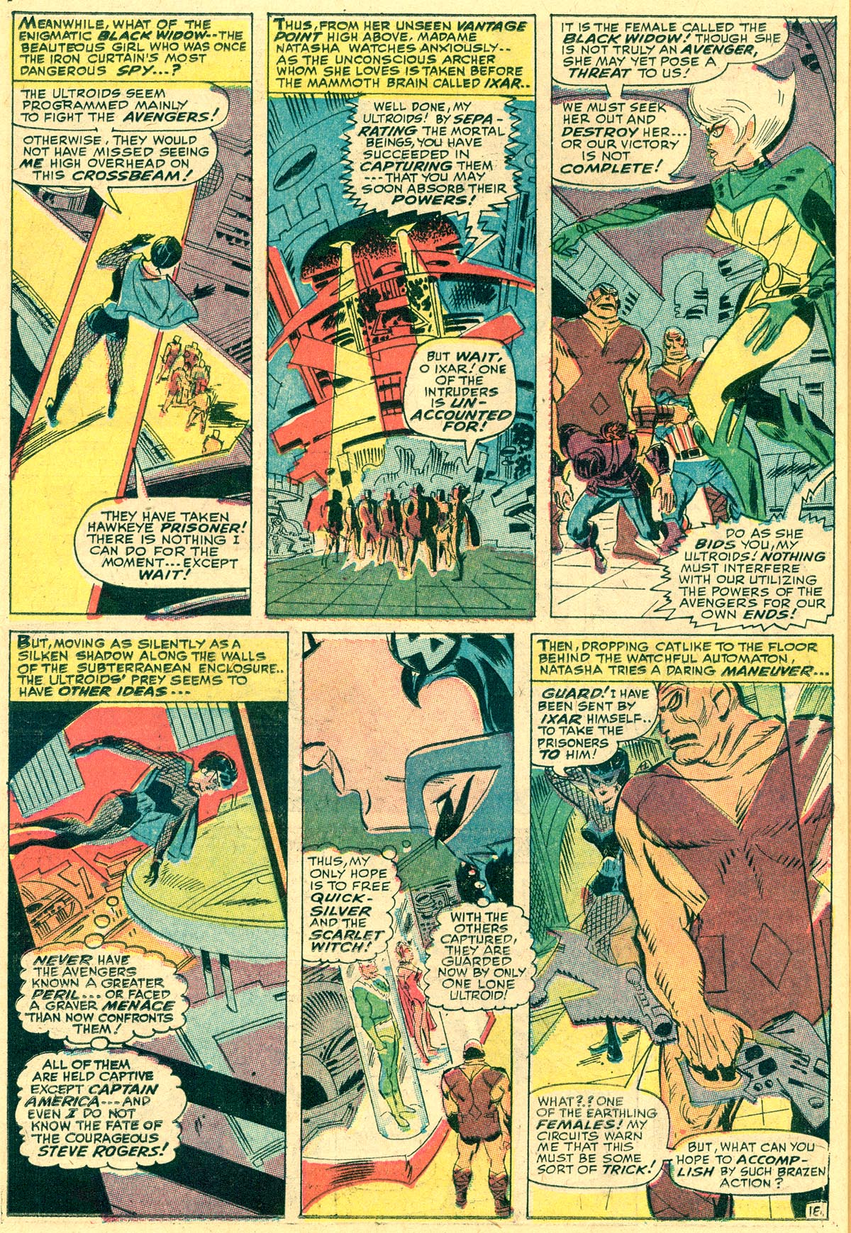 The Avengers (1963) 36 Page 25