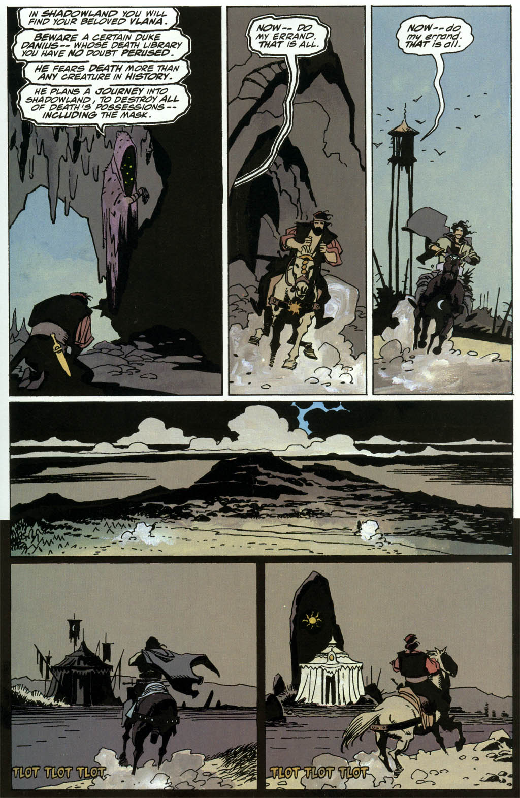 Read online Fafhrd and the Gray Mouser comic -  Issue #3 - 15