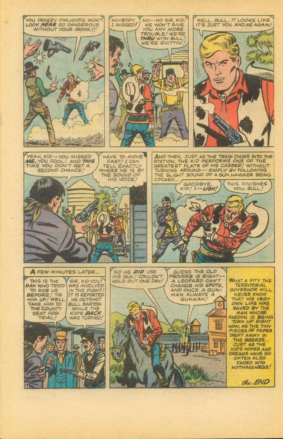Kid Colt Outlaw issue 199 - Page 25