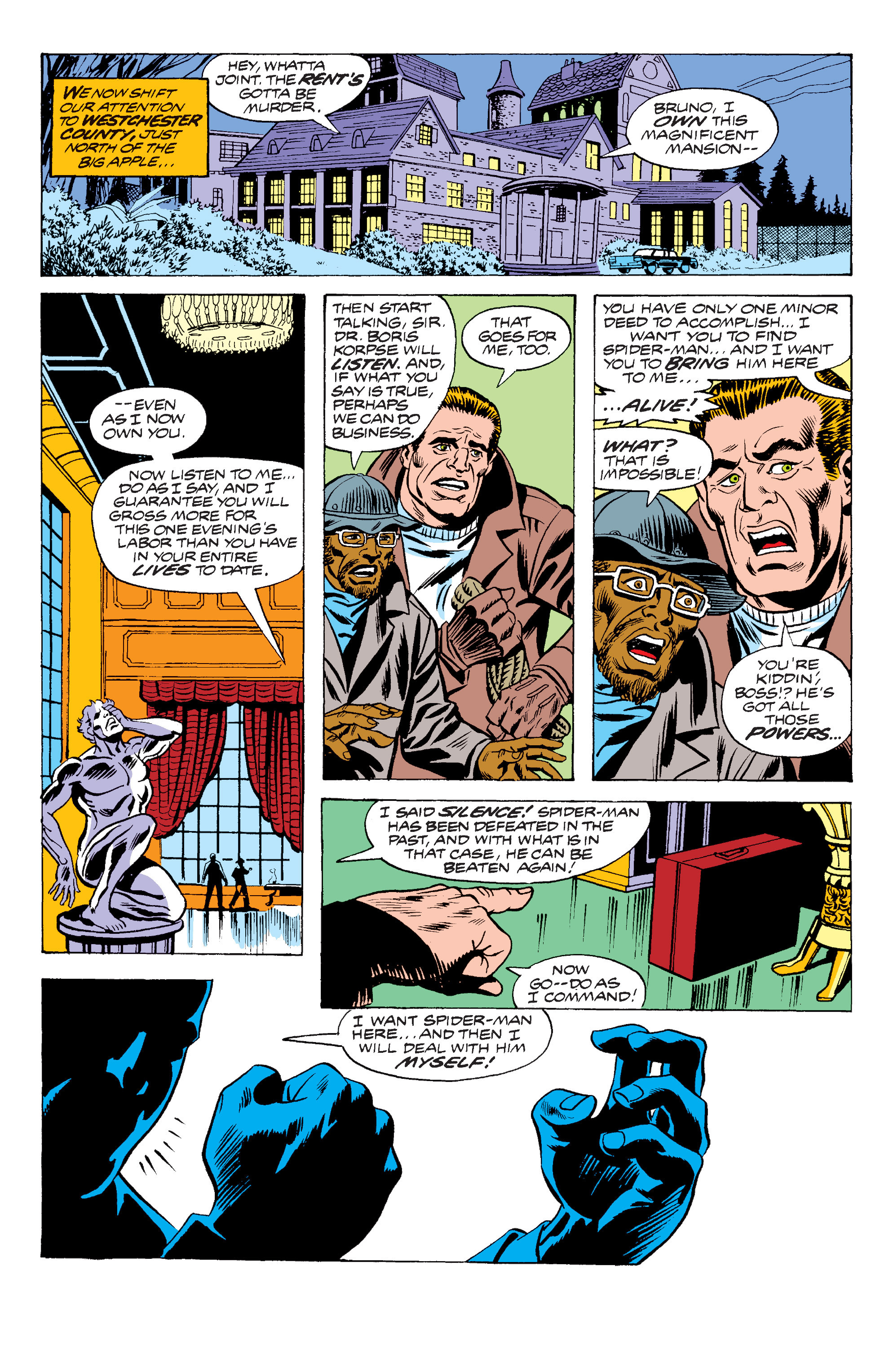 The Amazing Spider-Man (1963) 196 Page 8