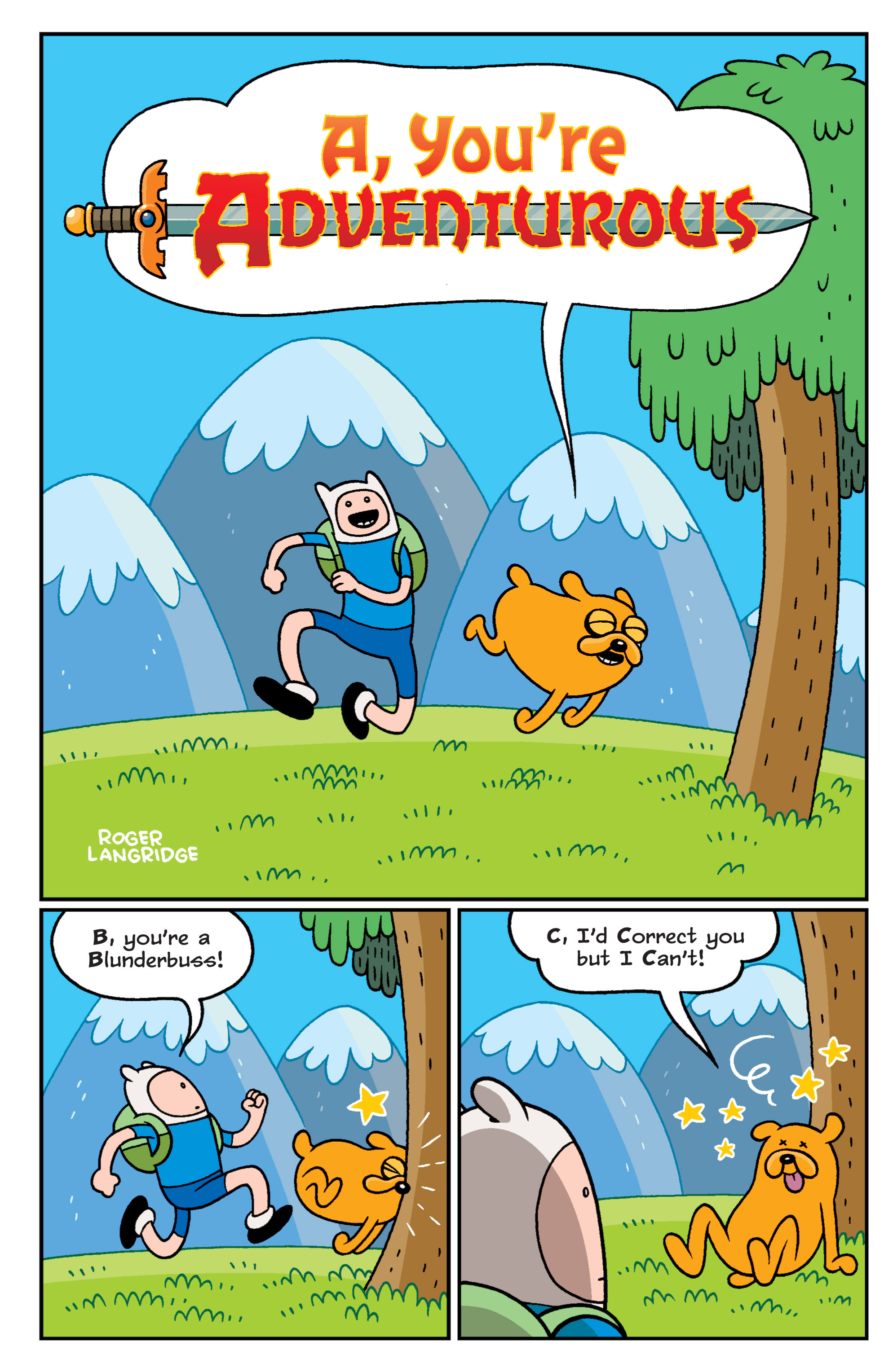 Read online Adventure Time comic -  Issue #Adventure Time _Annual 1 - 6