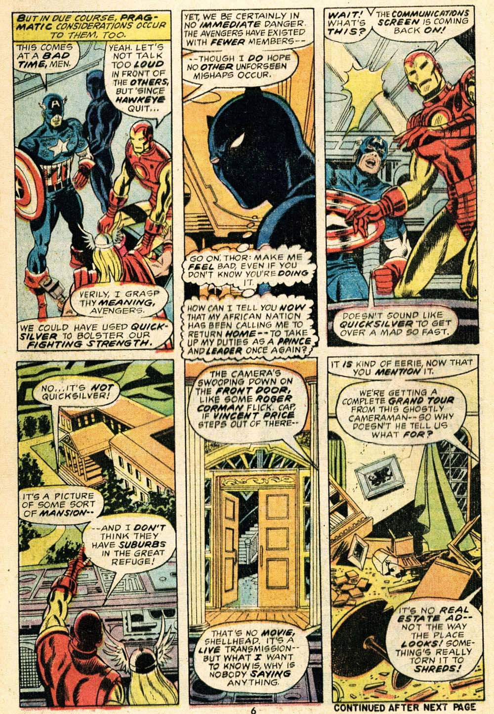 The Avengers (1963) 110 Page 5