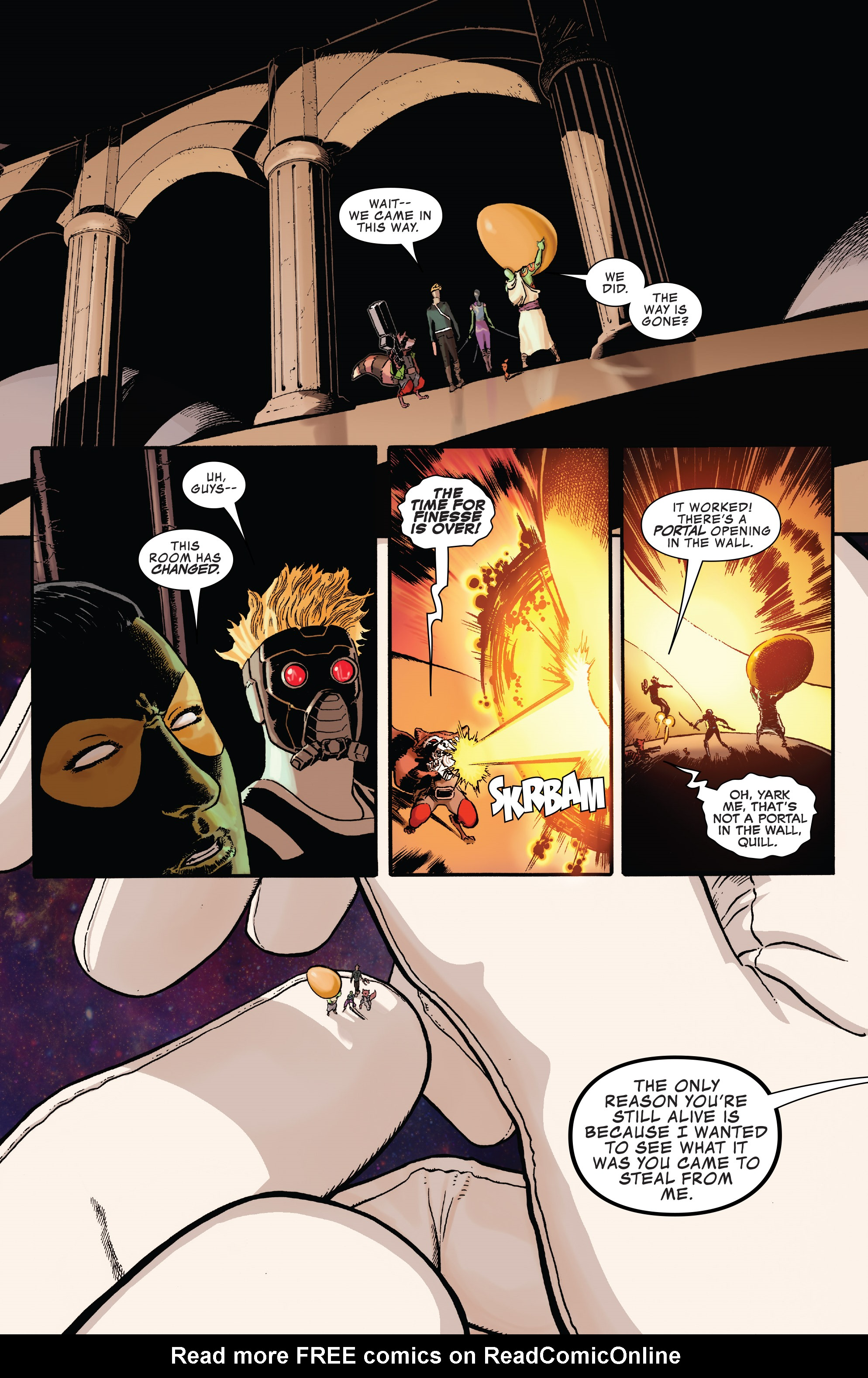 Read online All-New Guardians of the Galaxy comic -  Issue #2 - 19