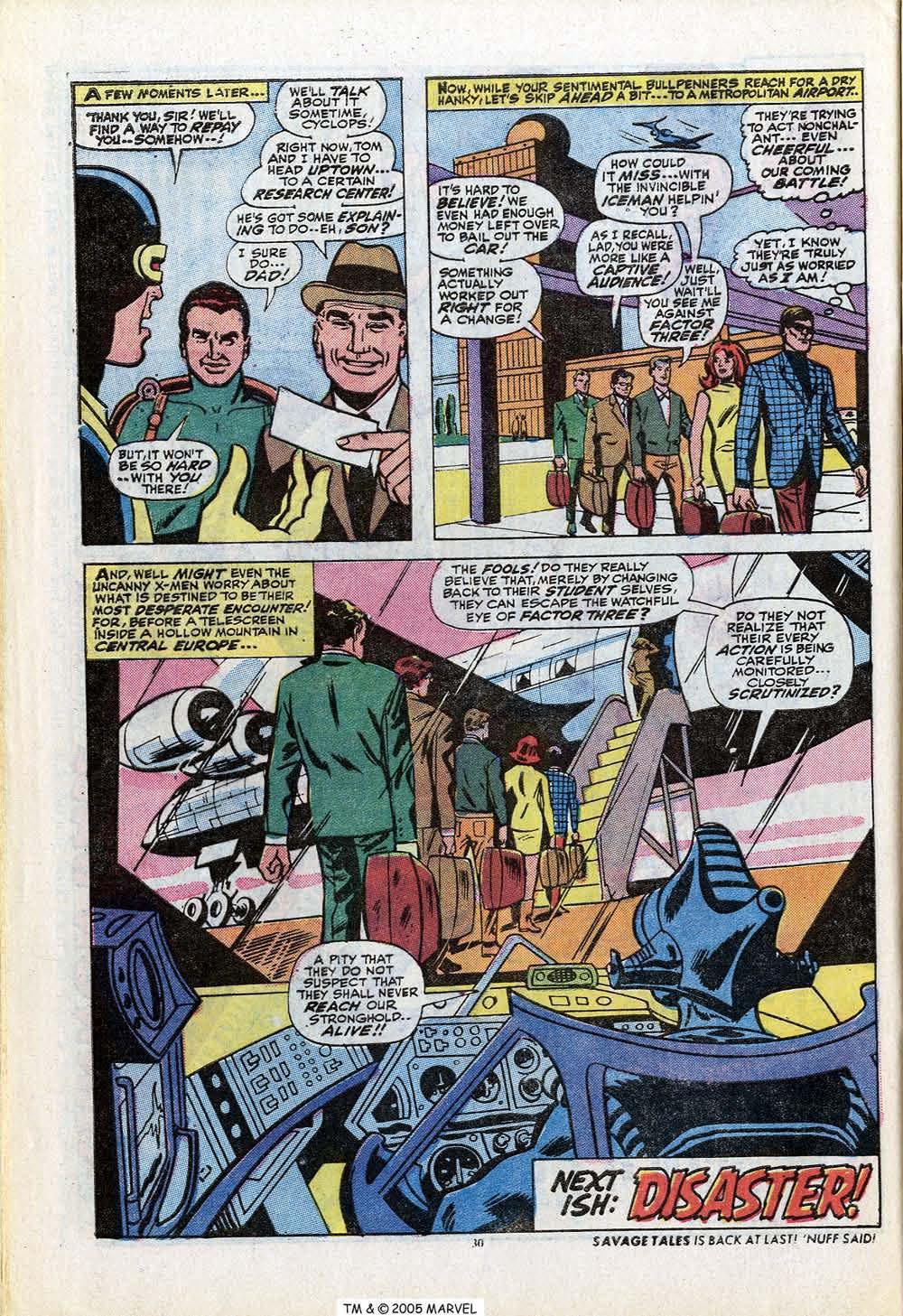 Uncanny X-Men (1963) 84 Page 31