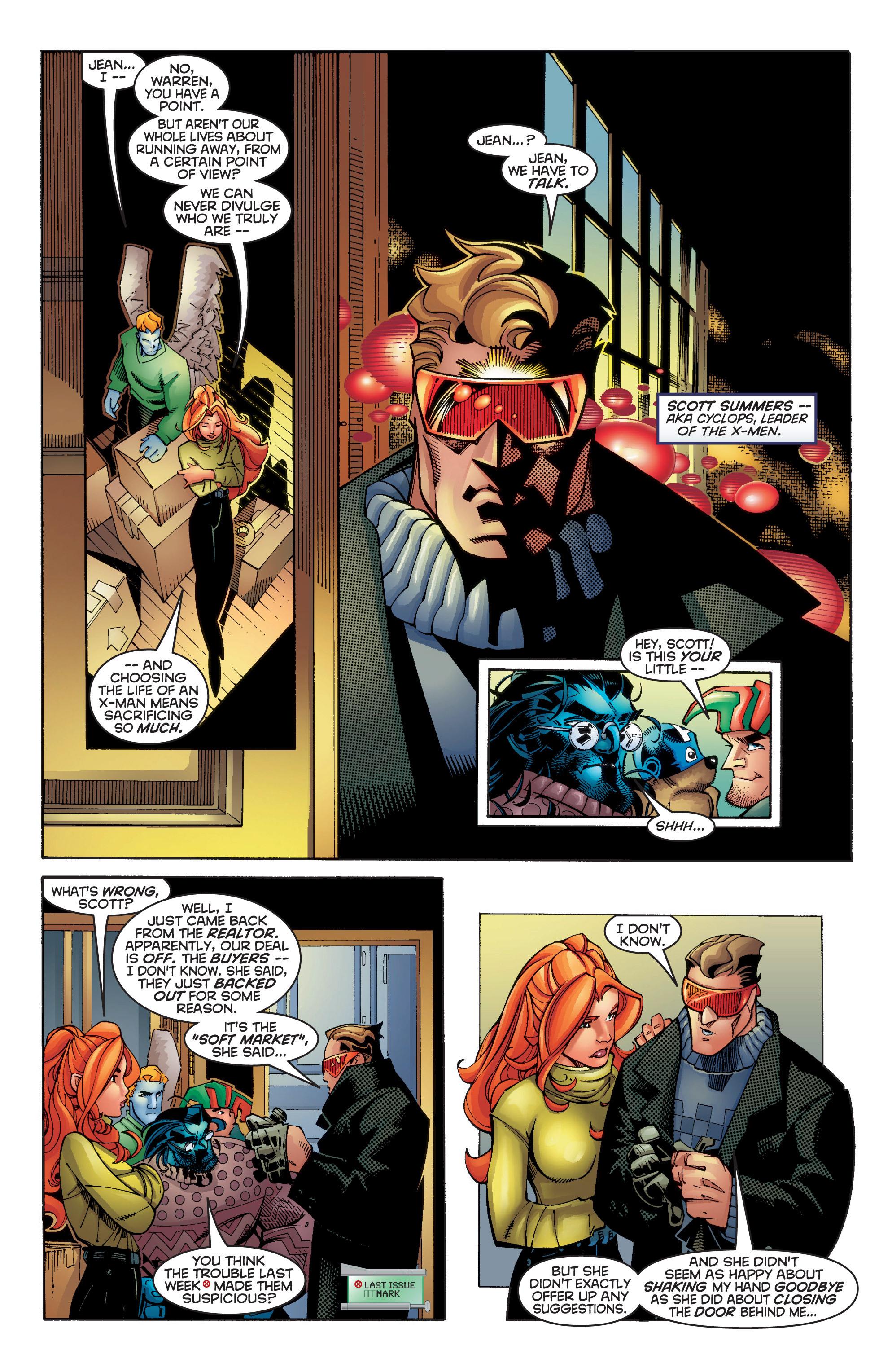 Read online Uncanny X-Men (1963) comic -  Issue #358 - 10