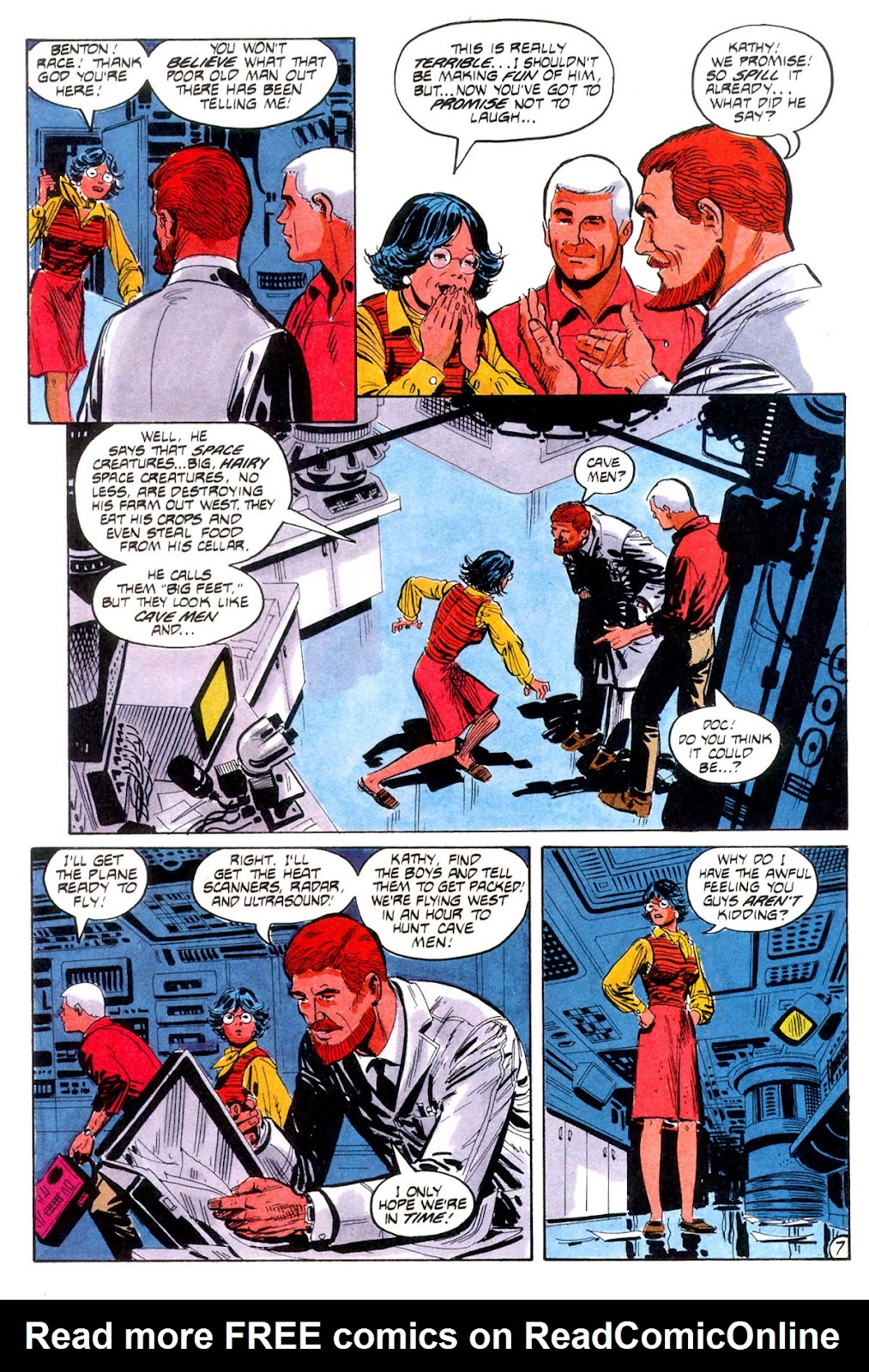 Jonny Quest (1986) issue 12 - Page 10