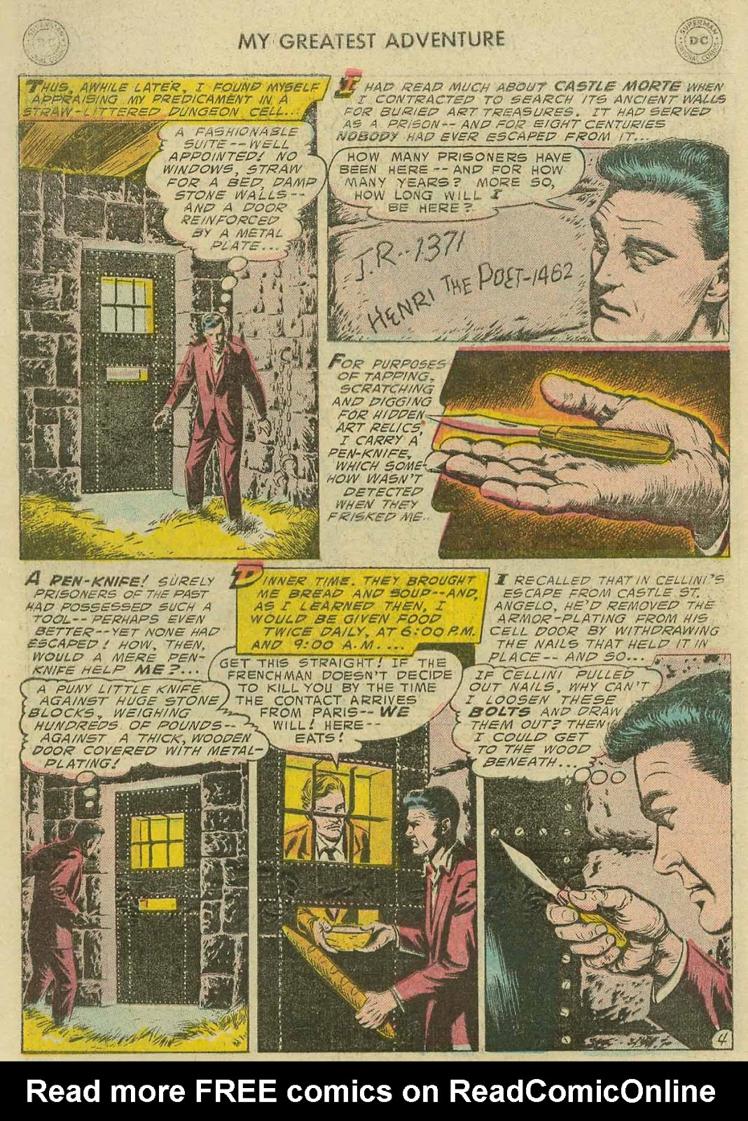 My Greatest Adventure (1955) issue 5 - Page 6