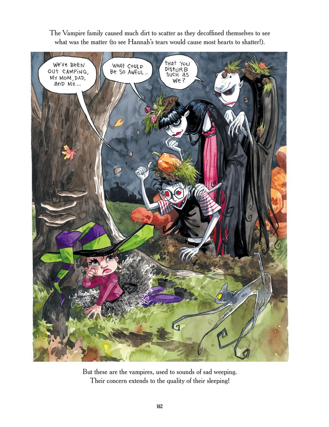 Read online Scary Godmother comic -  Issue # TPB - 162