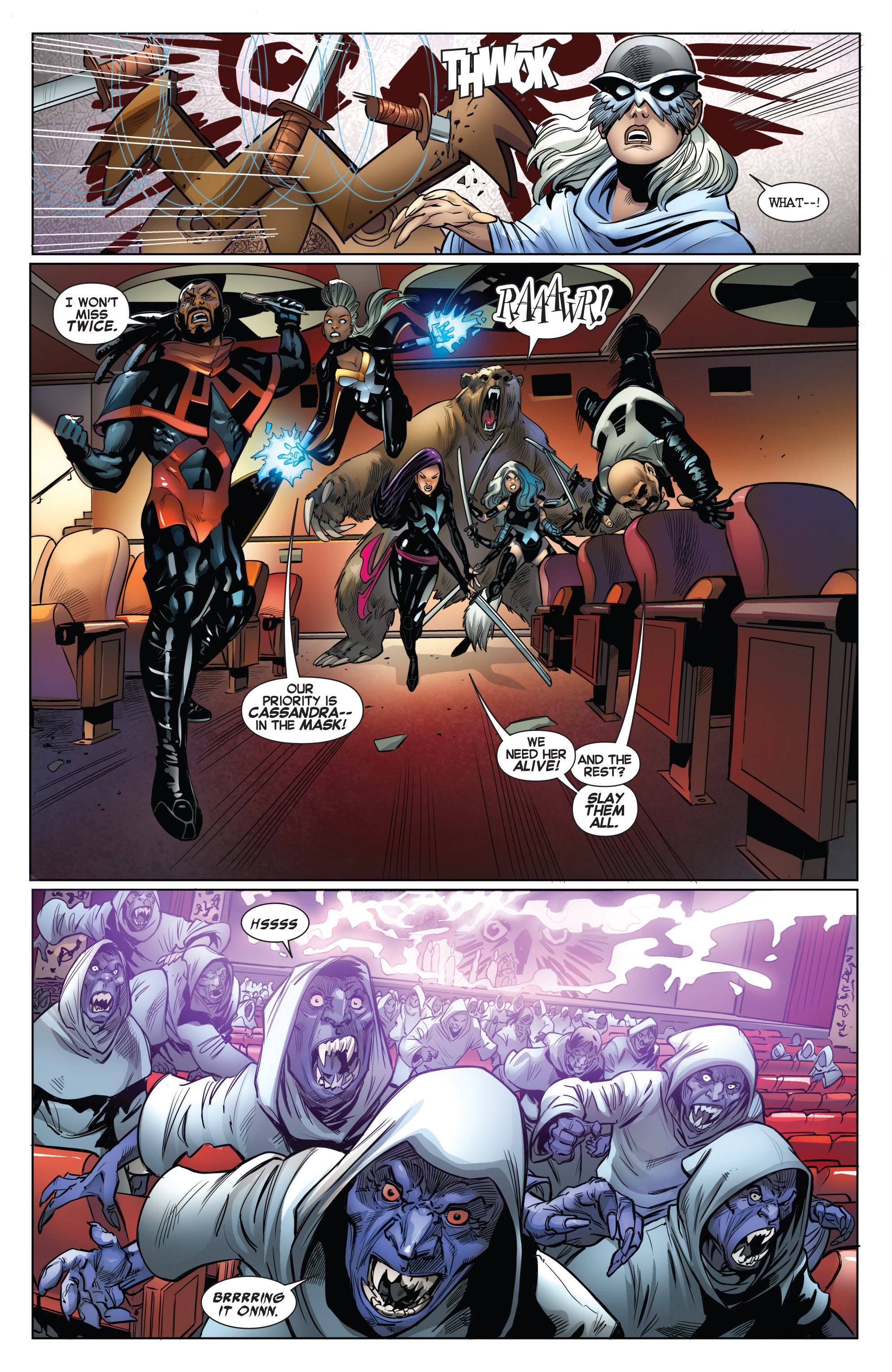Read online Uncanny X-Force (2013) comic -  Issue #13 - 16
