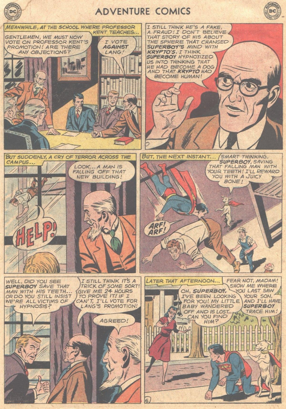 Read online Adventure Comics (1938) comic -  Issue #310 - 30