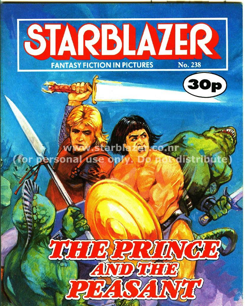 Starblazer issue 238 - Page 1
