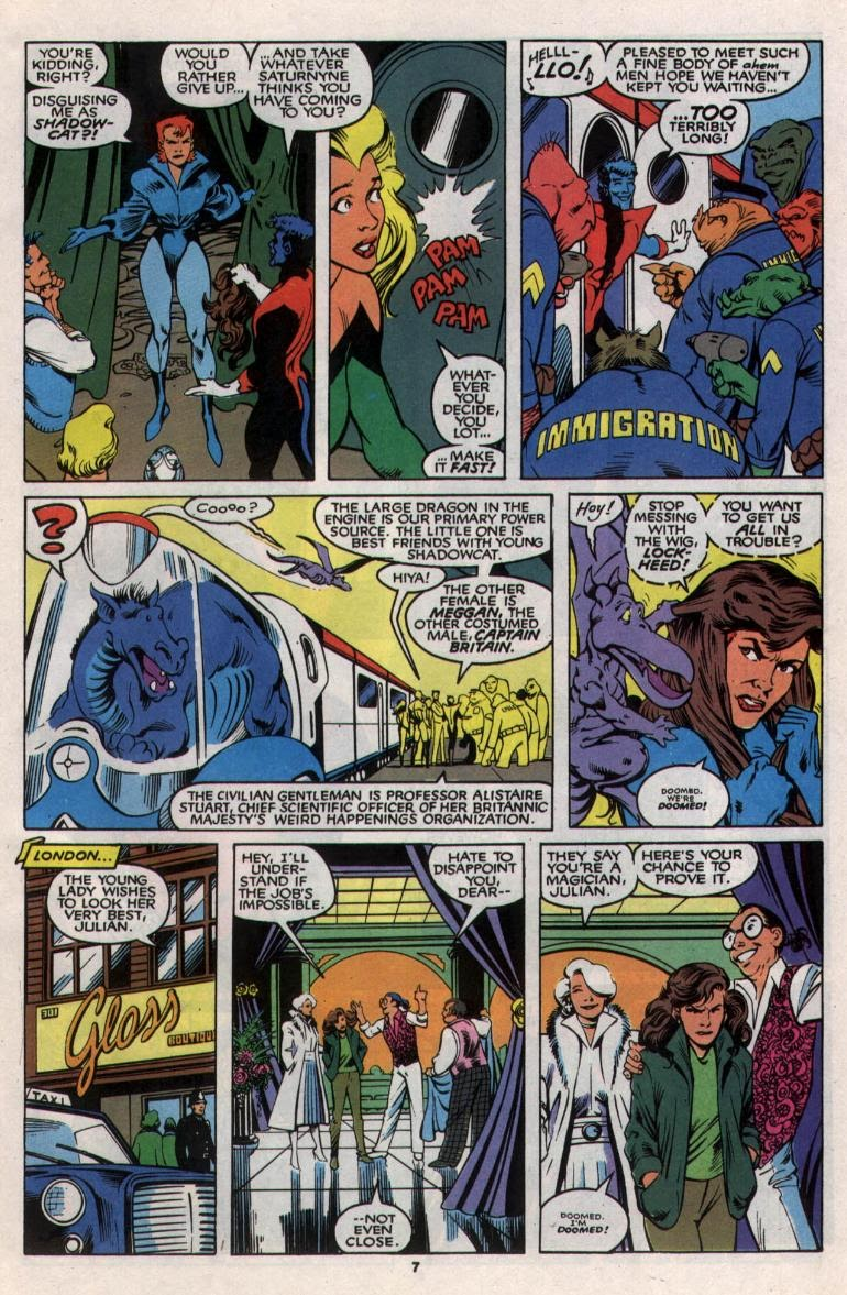 Excalibur (1988) issue 24 - Page 6
