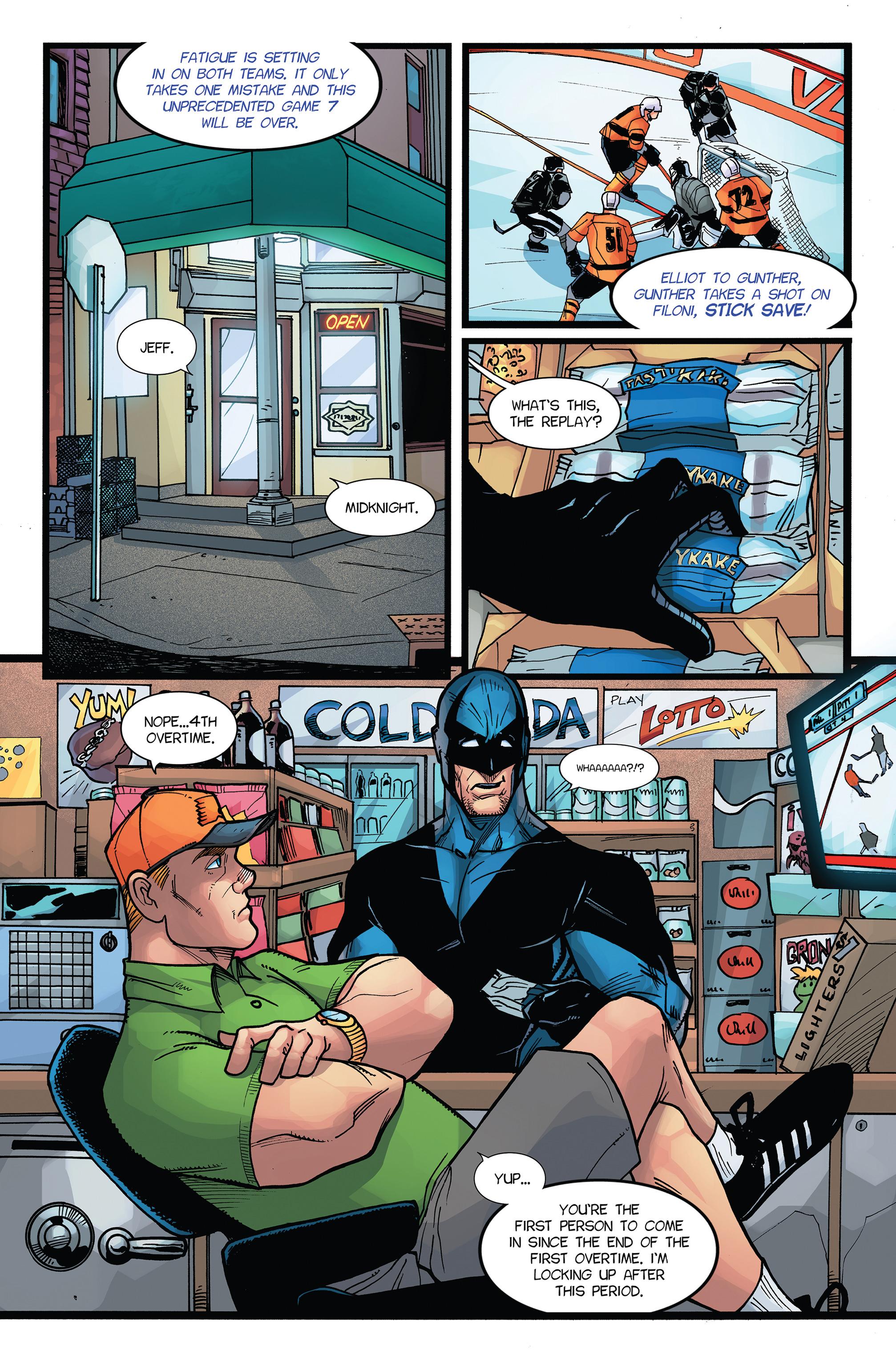 Read online Antiis Comics Presents, Vol. 1: Midknight comic -  Issue #Antiis Comics Presents, Vol. 1: Midknight Full - 7