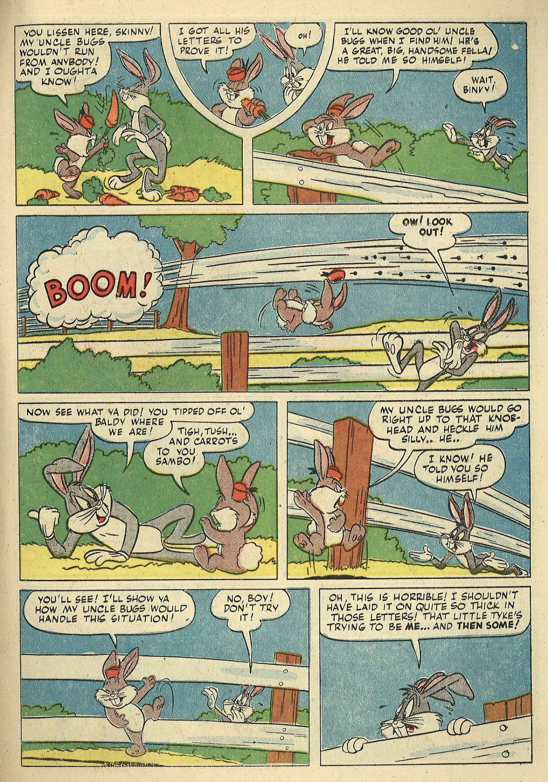 Bugs Bunny (1952) issue 32 - Page 31