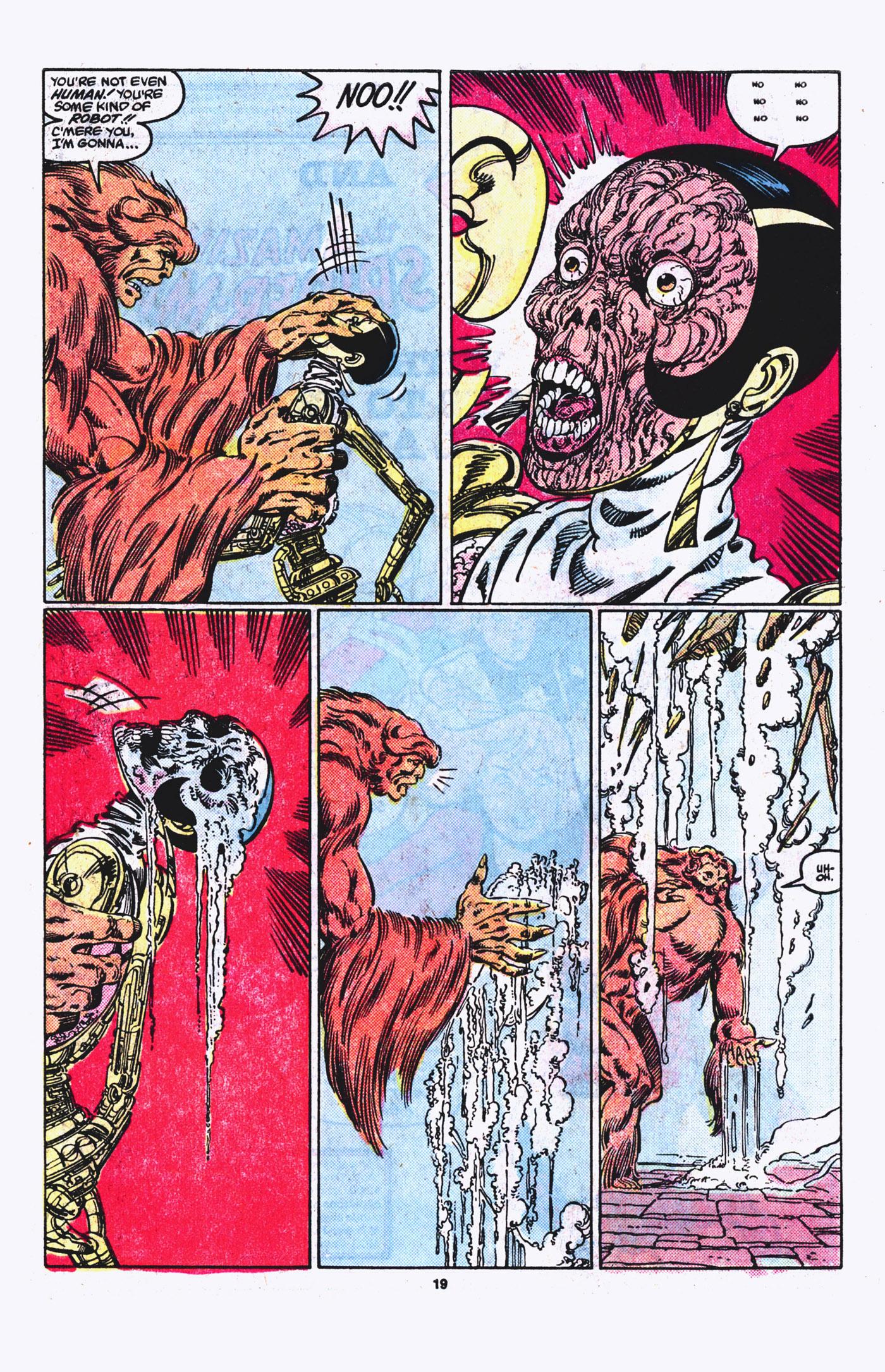 Read online Alpha Flight (1983) comic -  Issue #21 - 20