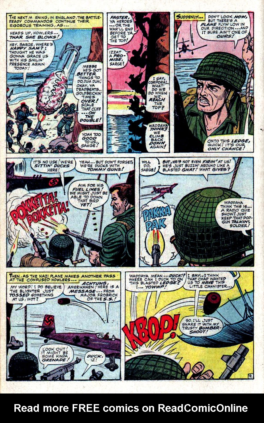 Read online Sgt. Fury comic -  Issue #31 - 14