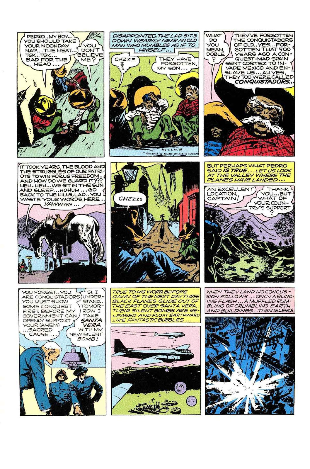 Read online Will Eisner's The Spirit Archives comic -  Issue # TPB 2 (Part 1) - 26