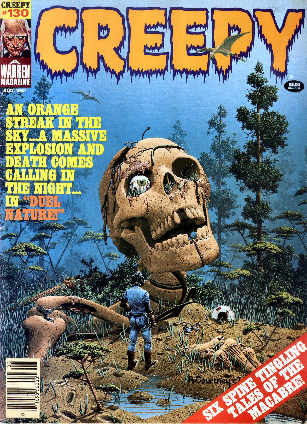 Creepy (1964) 130 Page 1
