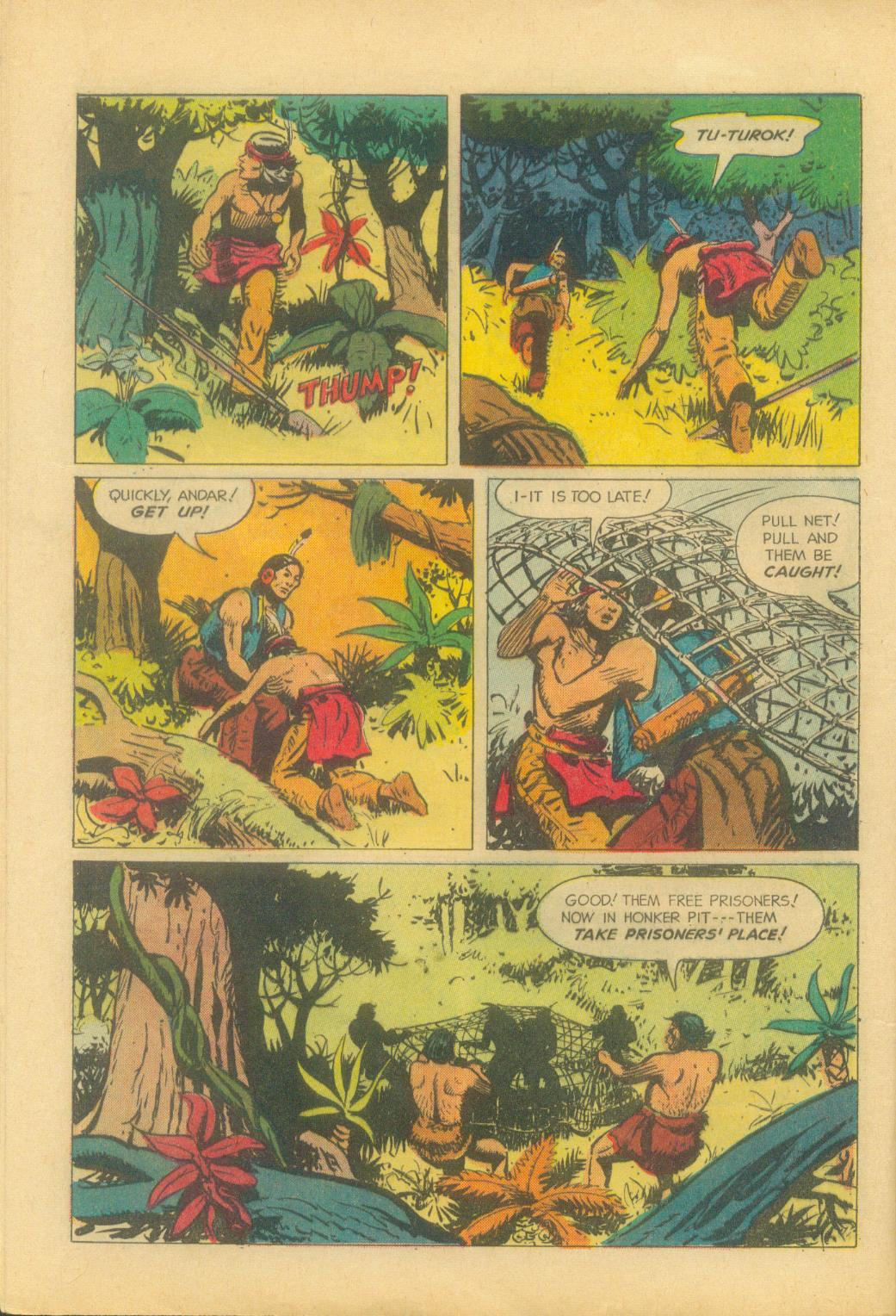Read online Turok, Son of Stone comic -  Issue #29 - 28