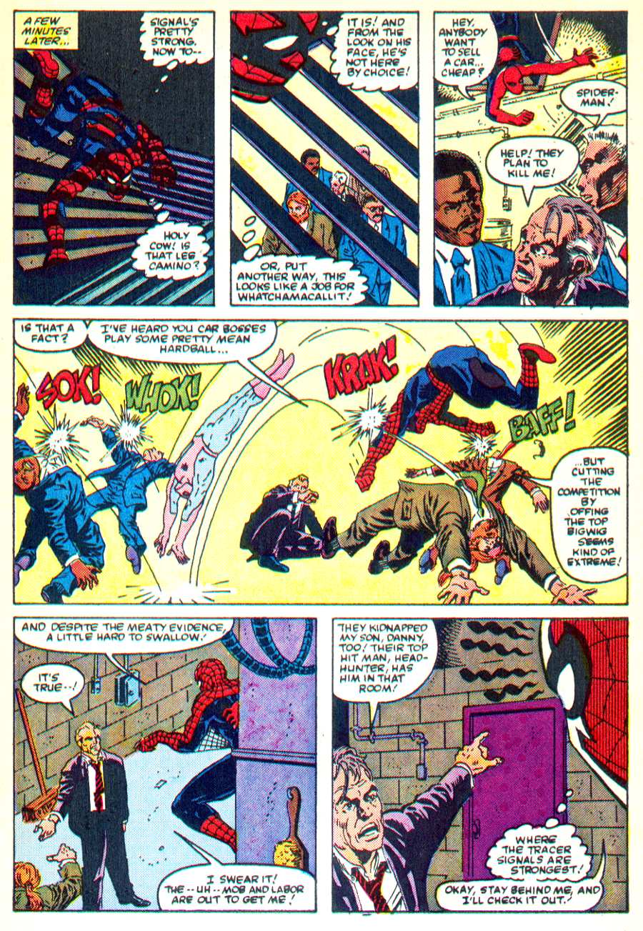 Web of Spider-Man (1985) Issue #27 #37 - English 12