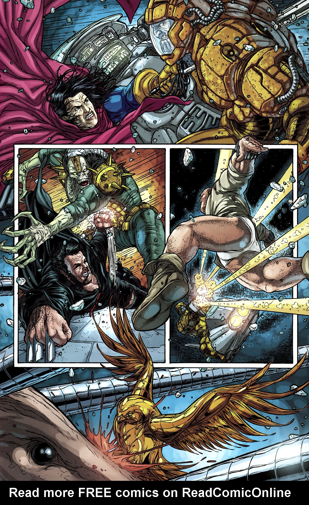 Read online Wolverine: The Best There Is comic -  Issue #9 - 20
